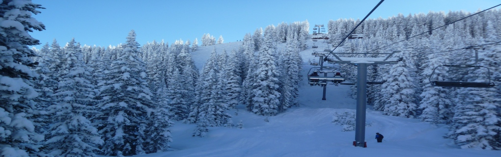 Enjoy a day on the slopes with fresh powder!